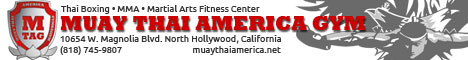 Muay Thai America Gym -- North Hollywood, CA